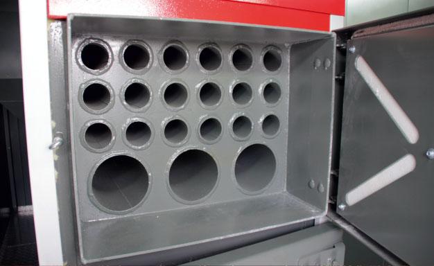 Что такое жаротрубный теплообменник Кожухотрубный испаритель Alfa Laval DET 860 Юрга